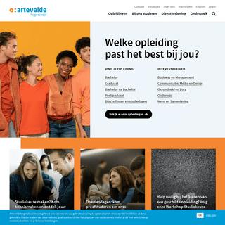 Arteveldehogeschool Gent - denk.doe.word.