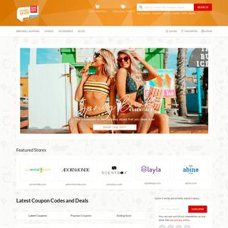 ArchiveBay.com - codessaver.com - Codes Saver – Coupons, Promo, Deals, Discount & Free Shipping