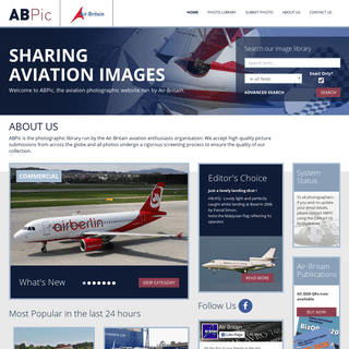 ABPic - Sharing aviation images - ABPic