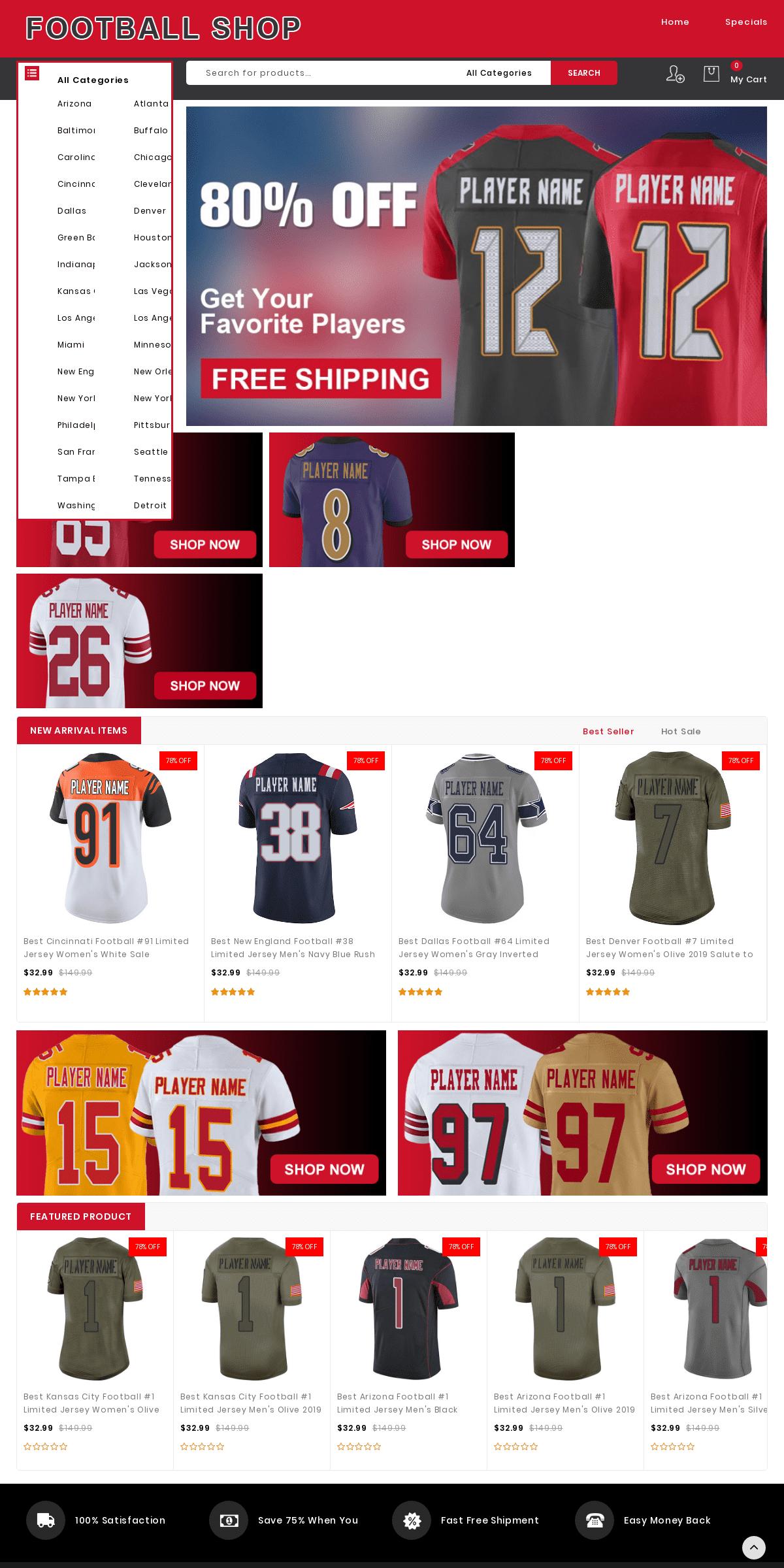 Sale Authentic Football Jerseys - Official Cheap Football Jerseys Online Store