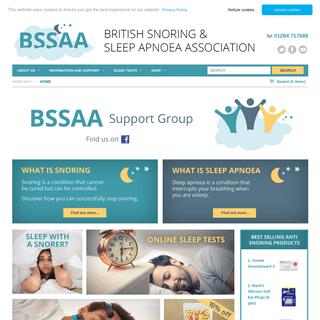 British Snoring & Sleep Apnoea Association