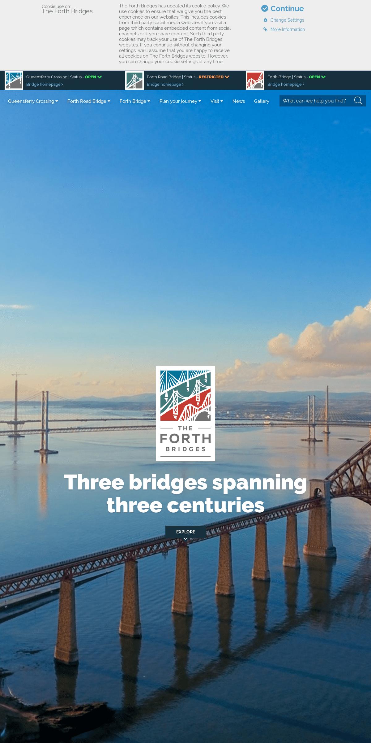 The Forth Bridges - The Forth Bridges