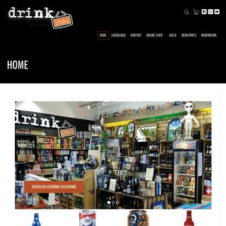 Drink-Store – Getränke Online-Shop Schweiz