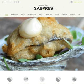 Gastrobar Sabores – Valladolid