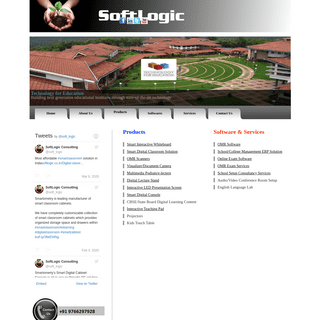 ArchiveBay.com - softlogic.co.in - SoftLogic - SoftLogic Consulting Services - SoftLogic Pune - Educational Software Company - OMR Software - Educational Softwares