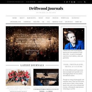 ArchiveBay.com - driftwoodjournals.com - European Travel Guide (Mainly Spain) ~ Driftwood Journals Travel & Food Blog