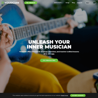 Yousician - Learn Guitar, Piano, Ukulele With The Songs you Love
