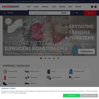 ArchiveBay.com - intersport.cz - INTERSPORT E-shop