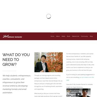 ArchiveBay.com - hernanvazquez.com - Hernan Vazquez - Official Website
