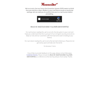 Access to This Page Has Been Blocked