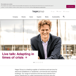 Hager Group – growing together
