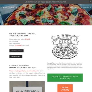 Casey's Pizza