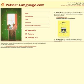 PatternLanguage.com