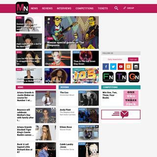 Music News - Music-News.com