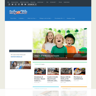 ArchiveBay.com - indywithkids.com - Indy with Kids