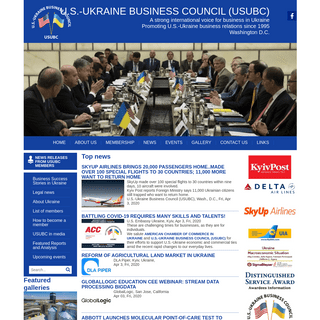 U.S.-Ukraine Business Council (USUBC)