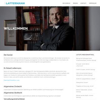 ArchiveBay.com - lattermann.at - Dr. Robert Lattermann – Rechtsanwalt