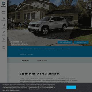 About - Volkswagen