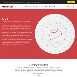 Mailkit - Closing the circle between Deliverability and Engagement