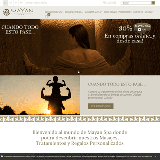 Spa y tratamientos de belleza de lujo en Barcelona - Mayan Spas