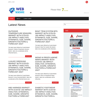 ArchiveBay.com - webnewswire.com - Webnewswire - Leading newswire service AgMA Energy plans to launch India-specific agri products