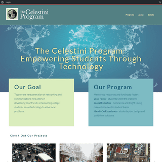 Celestini Program
