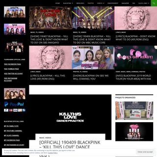 ArchiveBay.com - ygdreamers.com - YGDreamers - The First International Fansite for YG's Girl Group, BLACKPINK! Your No. 1 and Most Reliable Source For All Things