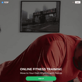 FizzUp - Your Online Fitness Trainer