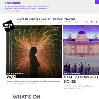 Somerset House -