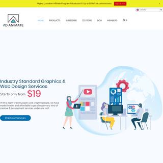 Website Banner Design Services - Animated Banner Ads for Website