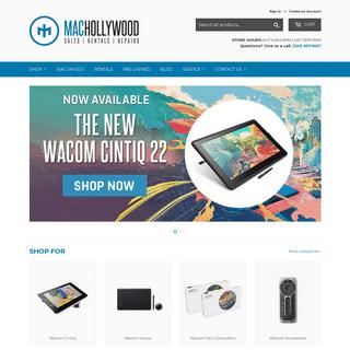 MacHollywood – MacHollywood - Sales Service Rentals