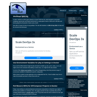 Web Development and Software Engineering - dracoblue.net