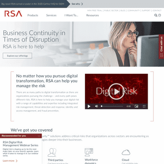 ArchiveBay.com - rsa.com - RSA Cybersecurity and Digital Risk Management Solutions