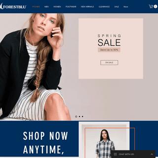 Mens Fashion - Forestblu Online Shopping Store