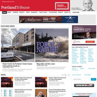 Pamplin Media Group - Home
