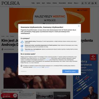 Kim jest Jolka Rosiek, która straciła głowę dla prezydenta Andrzeja Dudy- -Nie nazywajcie mnie stalkerką- - Polska Times