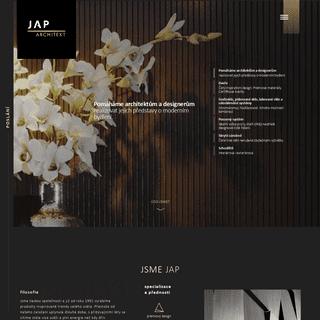 JAP Architekt - Ten pravý partner pro bytové architekty
