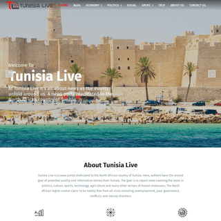 Tunisia Live – News From Tunisia & World