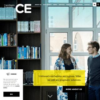 Home - Copenhagen Economics