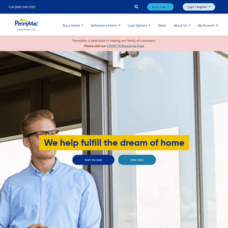 PennyMac Loan Services - National Home Mortgage Lender