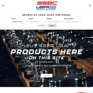 SSBC-USA - American Stopping Power
