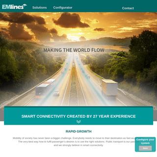 A complete backup of emlines.com