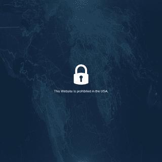 Данный сайт недоступен в вашей стране
