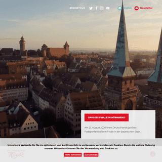 Deutschland Tour 2019 - Offizielle Homepage der Profirundfahrt - Deutschland Tour