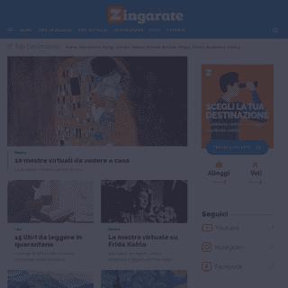 Zingarate.com- idee di viaggio, itinerari e consigli per le tue vacanze.