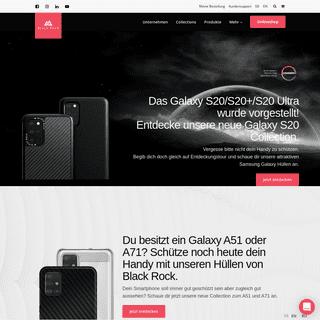 Black Rock Mobile – Premium Handyhülle & Folie - JETZT ENTDECKEN