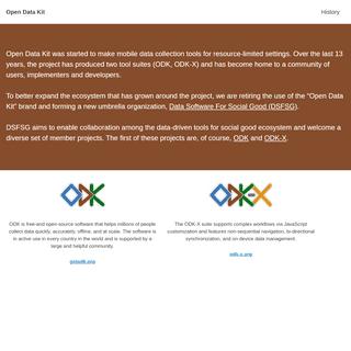 ArchiveBay.com - opendatakit.org - Open Data Kit