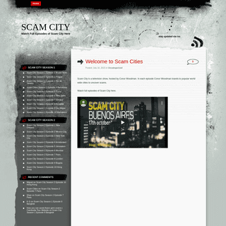 Scam City - Watch Full Episodes of Scam City Here