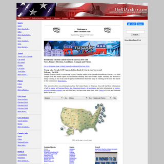 United States of America - USA - TheUSAonline.com