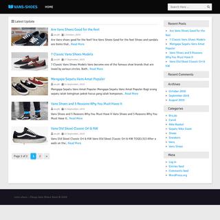 vans-shoes - Cheap Vans Shoes Store